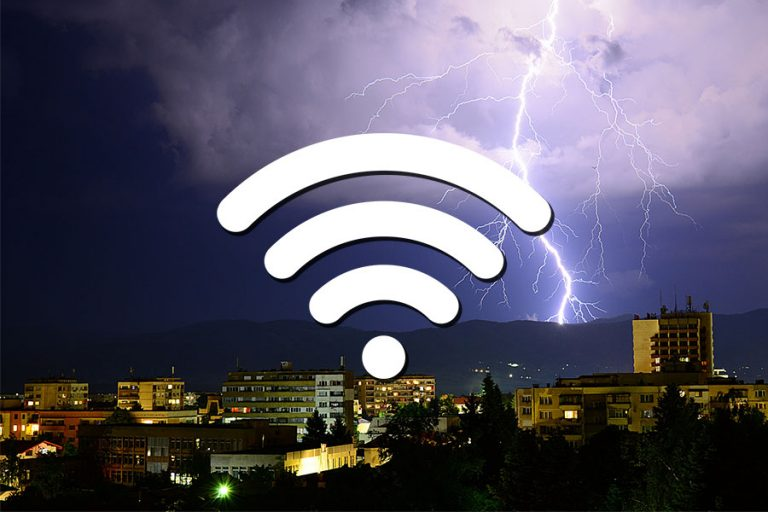 How Bad Weather Can Affect Your Wi-Fi Speeds - Featured Image - Smaller